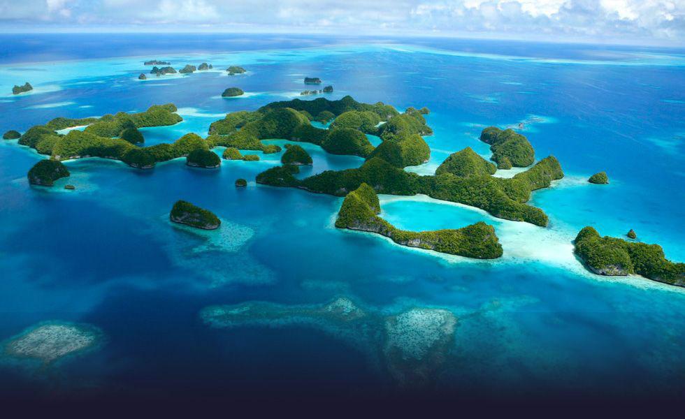 جزایر سلیمان در جنوب اقیانوس آرام