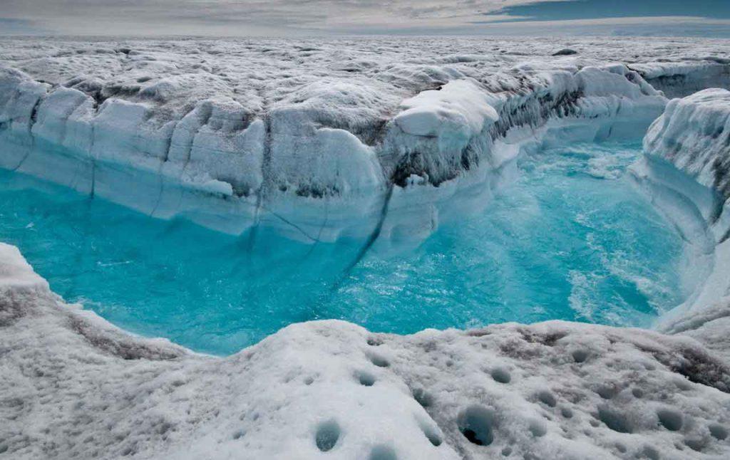 گرم شدن جهانی - گرم شدن اقیانوس ها